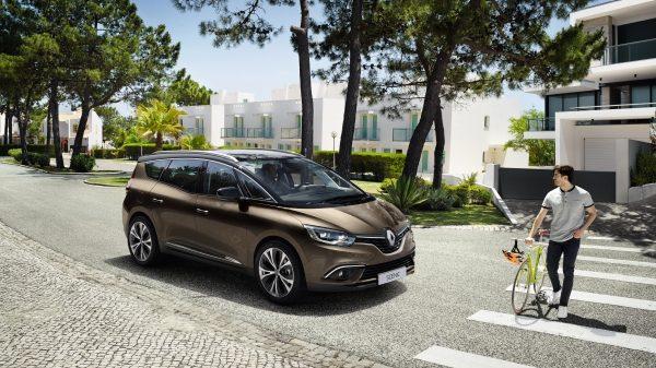 Nieuwe Renault GRAND SCENIC