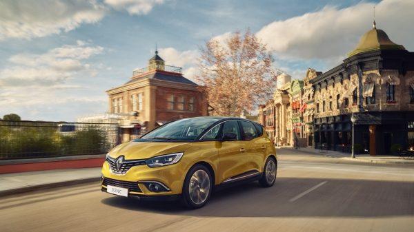 De nieuwe Renault SCENIC