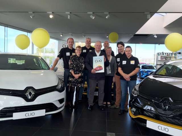 En de winnaar van de Clio is, ...